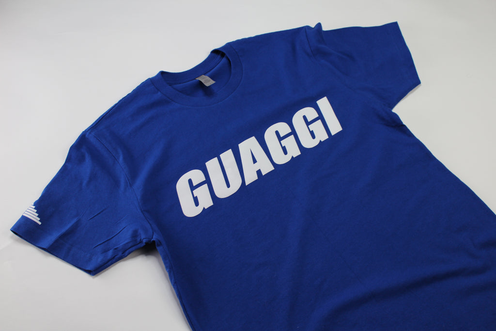 Motion Tee - Royal Blue
