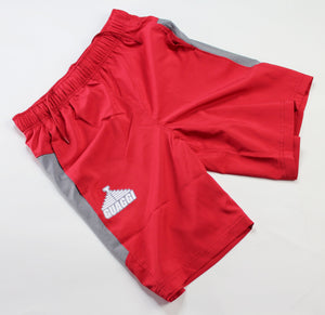 Men's Pro Trainer Short - Red