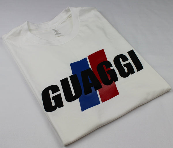 Classic White GUAGGI Motion Stryker T * Black Cyber Special *