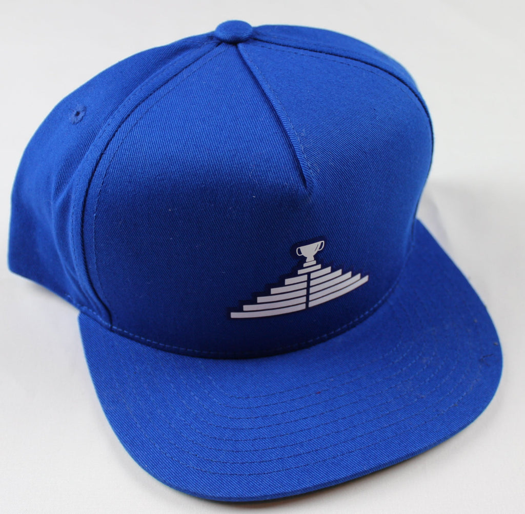 Logo Snapback Hat - Royal