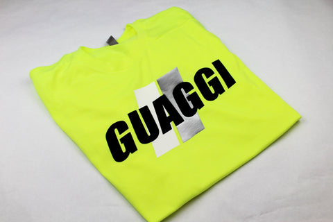 Power Yellow GUAGGI Motion Stryker T
