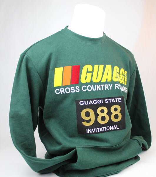 Cross Country Pocket Crew - Green