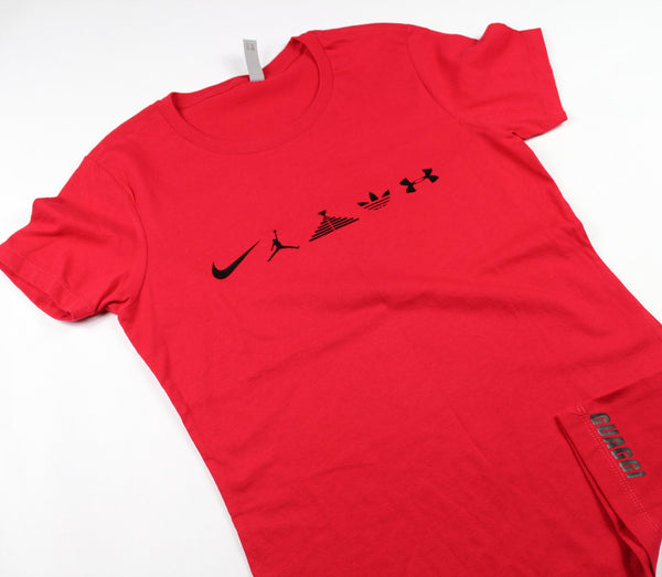 TOP 5 Tee - Red