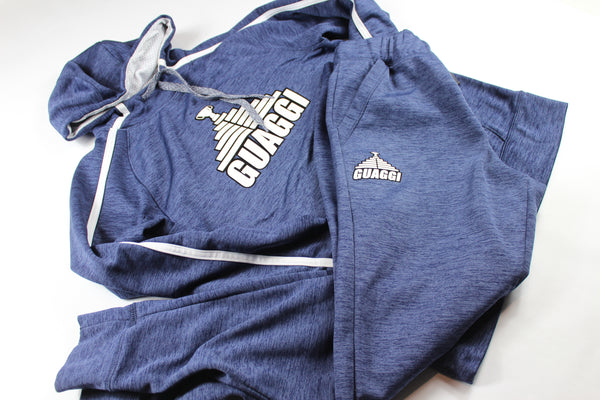 Elite Tech Hoodie - Tiger Navy