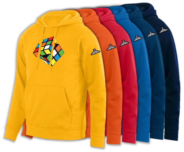 "*Rubikon* ""Figure It Out"" 3D Embroidered Hoodie"