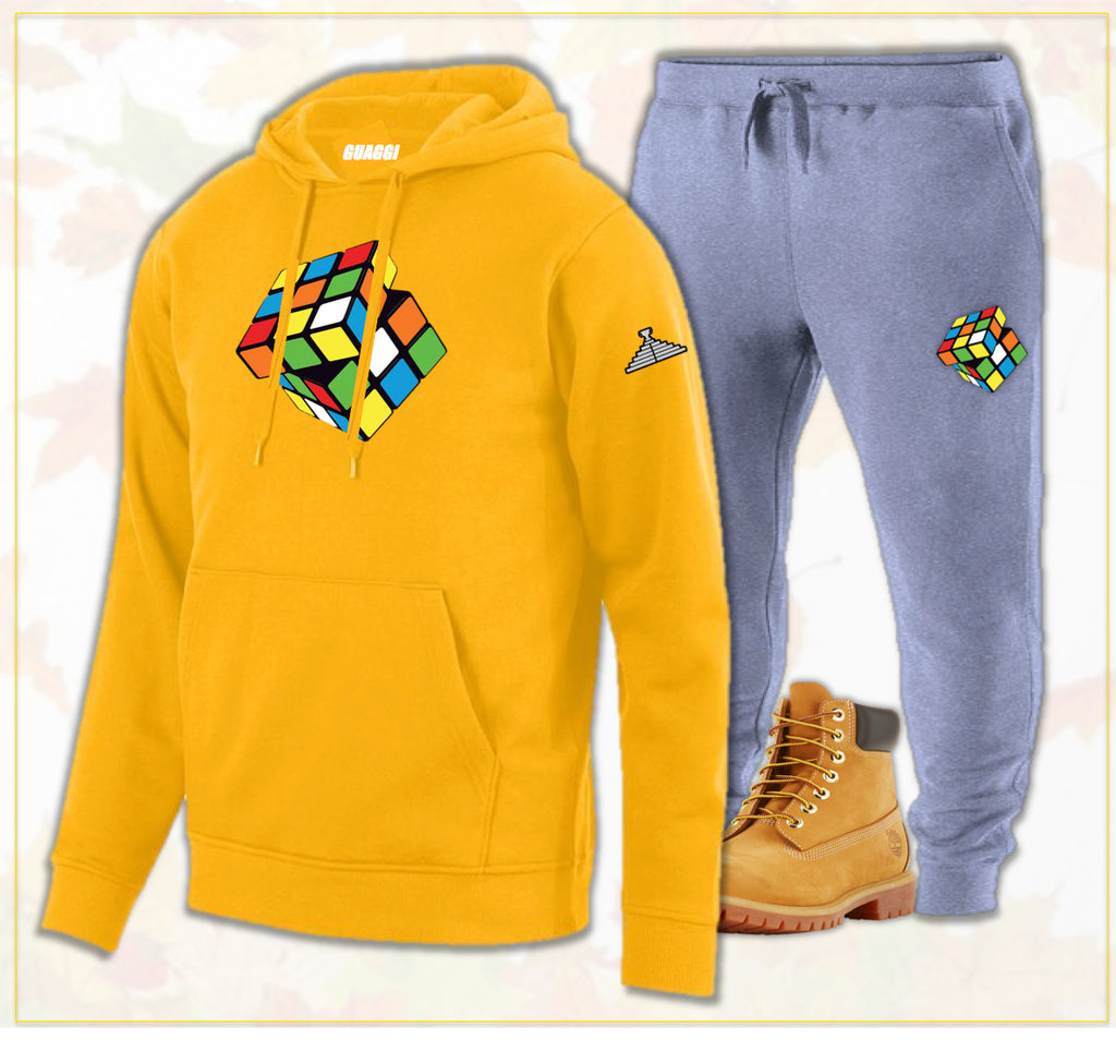 "Kids Rubiks ""Figure It Out"" Joggers"