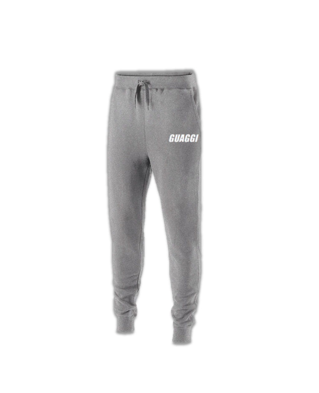 Motion Joggers - Grey (Choose Logo Color)