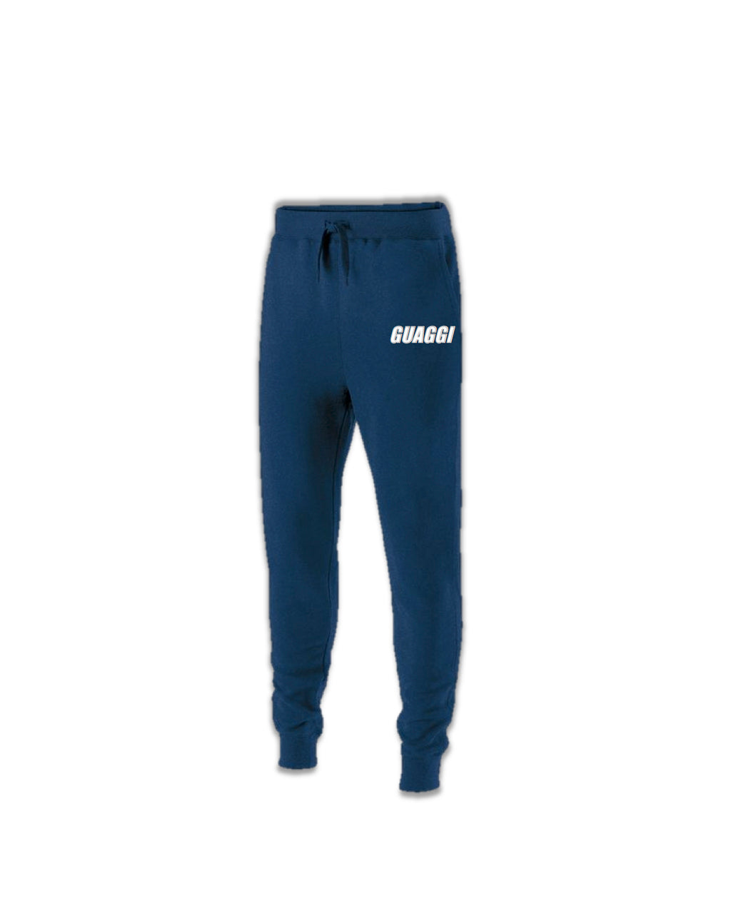 Motion Joggers - Navy (Choose Logo Color)