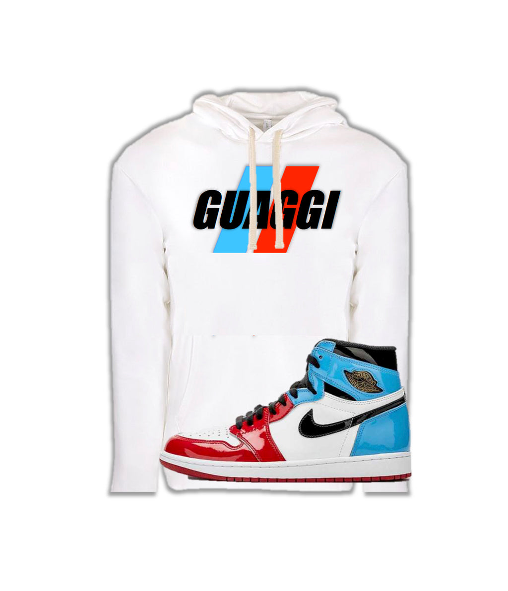 UNC to CHI Stryker Hoodie
