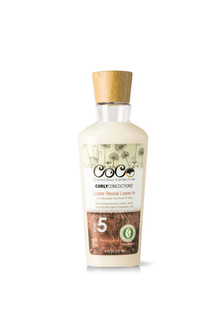 CoCo|Conscious Collective Curly Concoctions™ Luster Revival Leave-In
