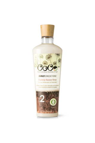 CoCo|Conscious Collective Curly Concoctions™ Elasticity Restore Rinse