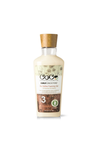 CoCo|Conscious Collective Curly Concoctions™ Re-Define Foaming Gel