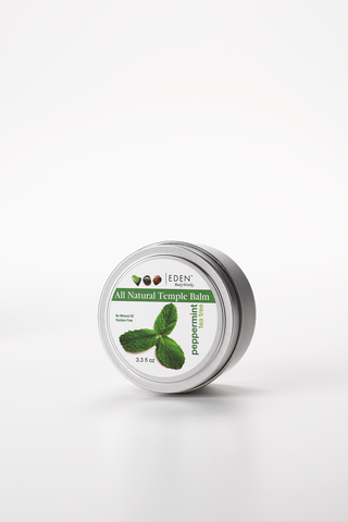 Eden Body Works Peppermint Tea Tree Temple Balm