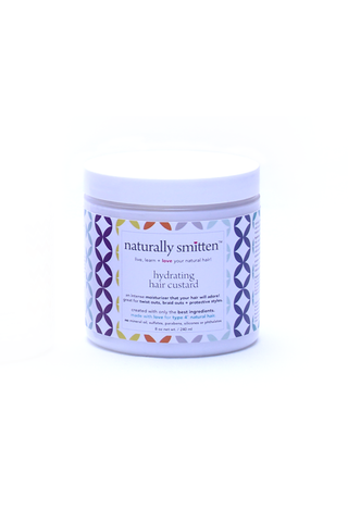 Naturally Smitten Hydrating Hair Custard
