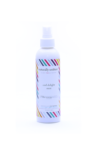 Naturally Smitten Curl Delight Mist