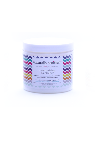 Naturally Smitten Moisturizing Hair Butter