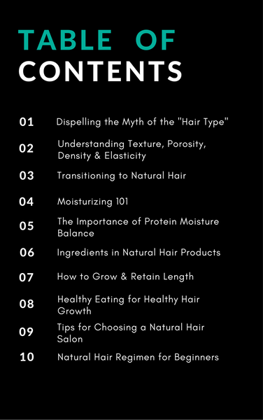 Natural Hair For Beginners