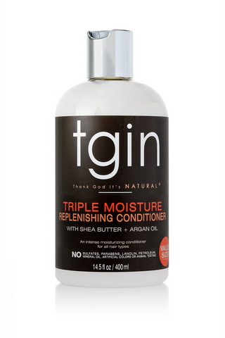 tgin Triple Moisture Replenishing Conditioner for Natural Hair