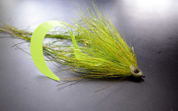 How To Attach Pacchiarini's Wiggle Tails To Your Fly