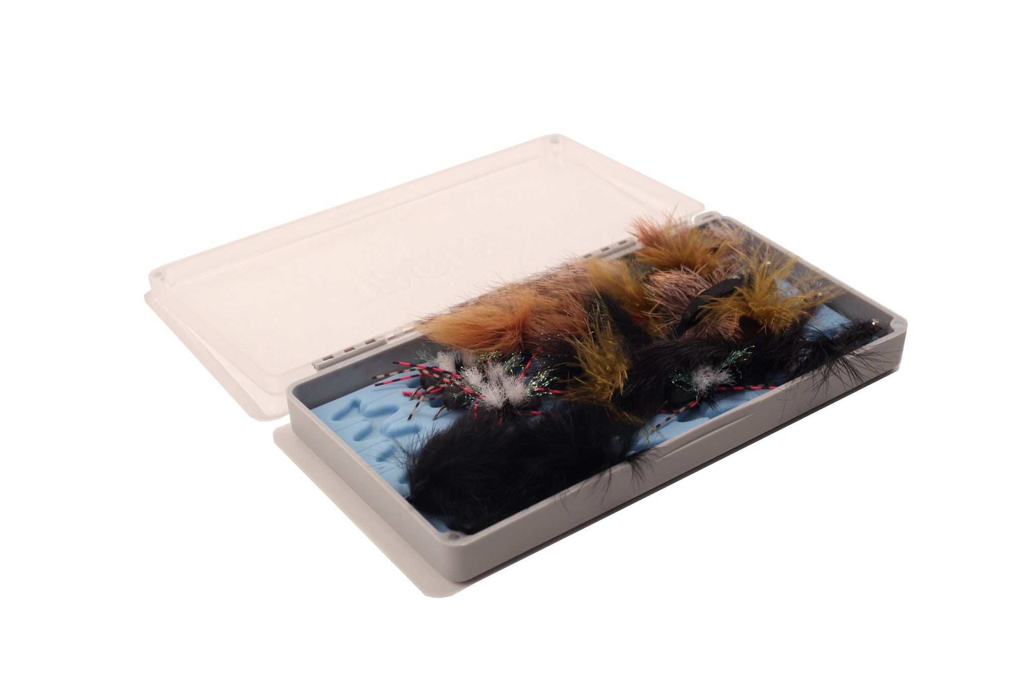 Silicone Storage New Model FULLING MILL TACKY FLY BOX The Big Bug Box