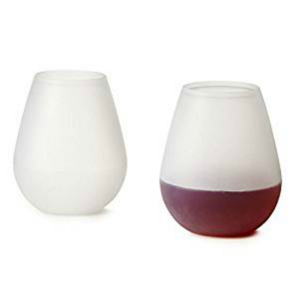 *New* Silicone Tumblers – Set of 2
