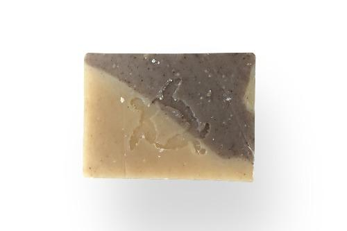 Lanui is a Mint, Cinnamon and Hawaiian Cacao Soap