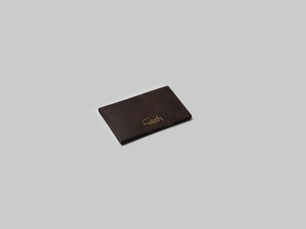 FLIP CARD WALLET - Courtly Australia