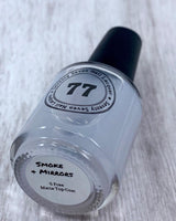 Smoke & Mirrors- Matte Top Coat