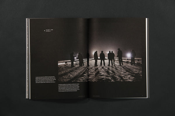 Frontier Magazine Issue 03 / Darkness