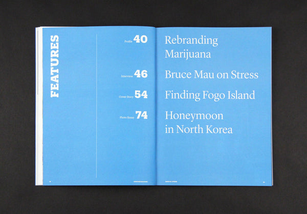 Frontier Magazine Issue 02 / Stress