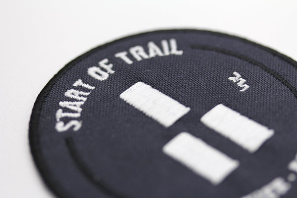 Start of Trail Badge