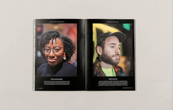 Live Magazine Issue 02 / Design Thinkers 2019