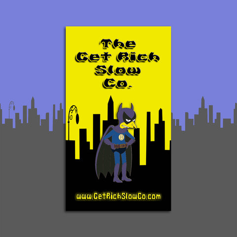 "FRUIT BATMAN 1.5"" PIN"