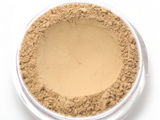 """Almond"" - Delicate Mineral Powder Foundation - Etherealle"