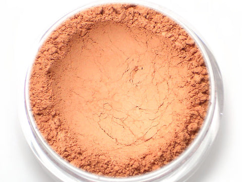 """Sweet Ginger"" - Mineral Blush - Etherealle"