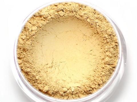 """Soft Sand"" - Mineral Highlighting Powder - Etherealle"