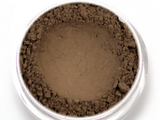 """Brown"" - Mineral Eyebrow Powder - Etherealle"
