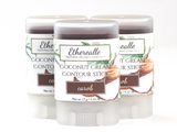 """Carob"" - Coconut Cream Contour Stick - Etherealle"