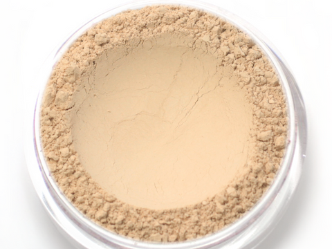 """Creme"" - Mineral Wonder Powder Foundation - Etherealle"