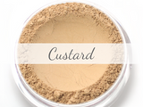 """Custard"" - Mineral Wonder Powder Foundation - Etherealle"