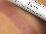"""Fawn"" - Mineral Lipstick - Etherealle"