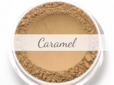 """Caramel"" - Delicate Mineral Powder Foundation - Etherealle"