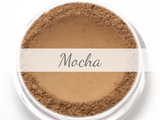 """Mocha"" - Delicate Mineral Powder Foundation - Etherealle"