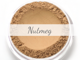 """Nutmeg"" - Mineral Wonder Powder Foundation - Etherealle"