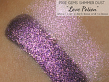 """Love Potion"" - Pixie Gems Holographic Shimmer Dust - Etherealle"