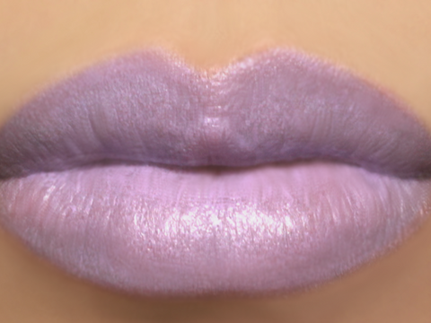 """Sugared Violet"" - Mineral Lipstick - Etherealle"