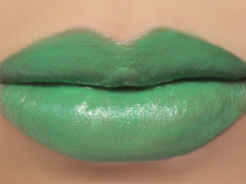 """Sugarsnap"" - Mineral Lipstick - Etherealle"