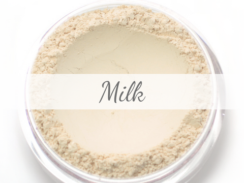 """Milk"" - Mineral Wonder Powder Foundation - Etherealle"