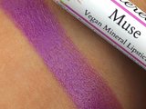 """Muse"" - Mineral Lipstick - Etherealle"