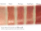 """Flamingo"" - Mineral Lipstick - Etherealle"